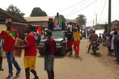 Article : CAN 2015 : Le Syli de Guinée, les pestiférés d'ebola sur la voie de la victoire