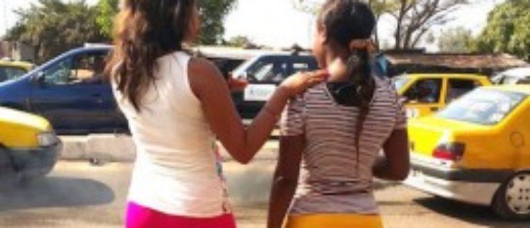 Article : Révolution vestimentaire à Conakry : la folie des collants